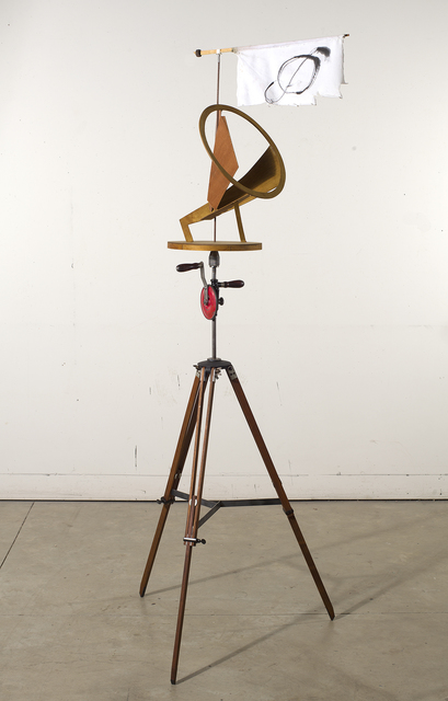 , 'Untitled (Wooden Kinetic Machine),' 2013, Marian Goodman Gallery