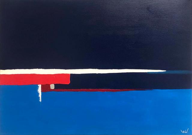 Sév., 'In the Navy', 2019, Galerie Libre Est L'Art
