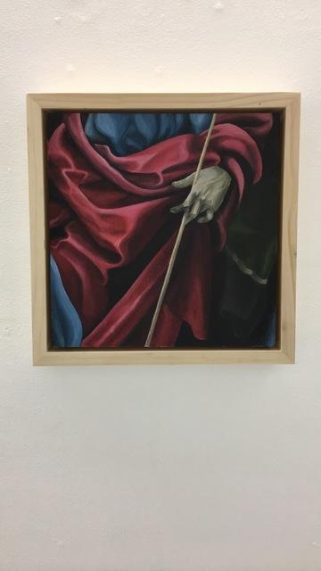 , 'St. John the Baptist II,' 2018, Ro2 Art