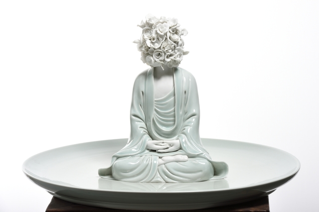Ru Xiaofan 茹小凡, 'Ode à la méditation', 2013, Galerie RX
