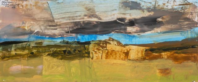 , 'Outcrop with Cloud,' 2018, Valley House Gallery & Sculpture Garden