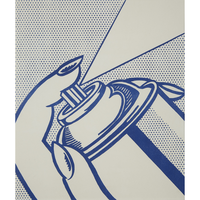Roy Lichtenstein, 'Spray Can from One Cent Life', 1963-64, Freeman's