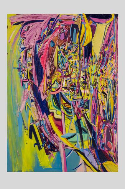 , 'Vertigo,' 2017, Mindy Solomon Gallery