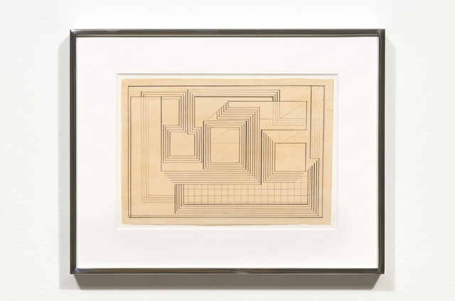 , 'Drawing for Portal 2 #1,' 1967, Jessica Silverman Gallery