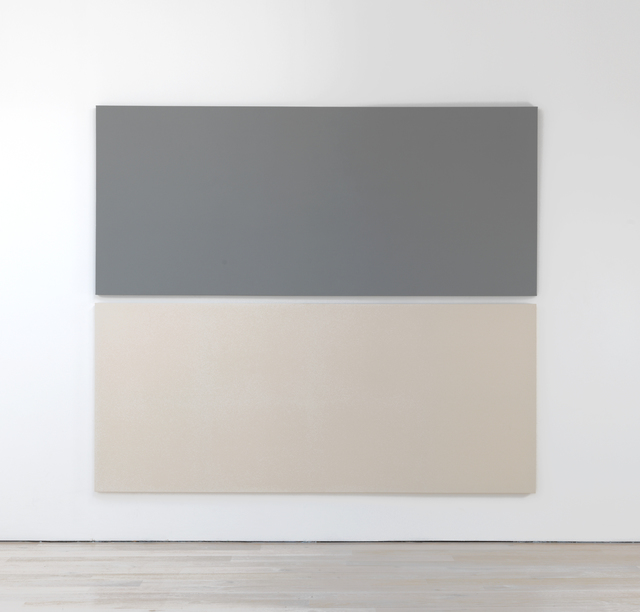 Alan Charlton, 'Painted and Unpainted', 2018, Annely Juda Fine Art
