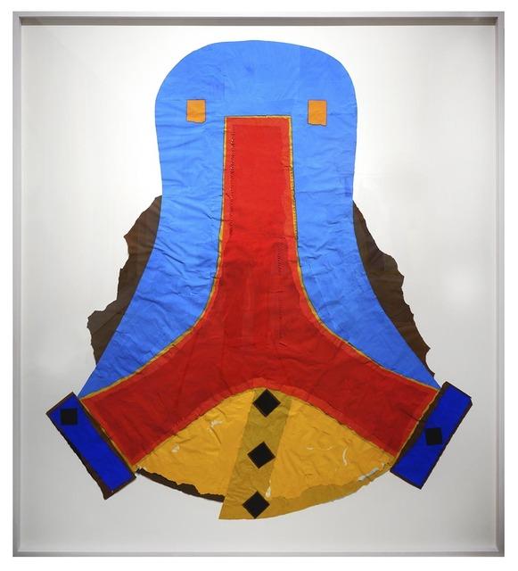 , 'Yoke Over Lap,' 1977, Pavel Zoubok Gallery