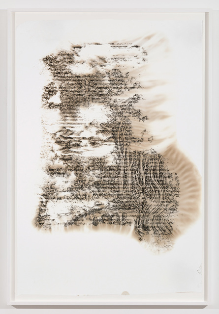 Sam Lewitt, 'Untitled (Scene From the First Etching in Cesariano's Vitruvius)', 2016, Aspen Art Museum Benefit Auction