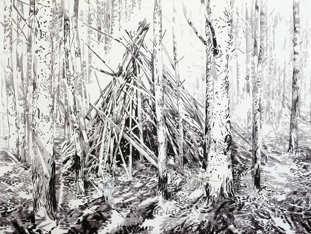 , 'Schorfheide II,' 2017, Victor Lope Arte Contemporaneo
