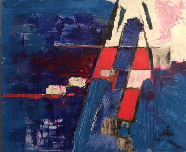 Amneris Chiapella, 'Mi Espacio I', 2018, ACCS Visual Arts