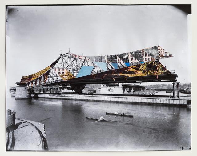 , 'Bridge 2,' 2016, Sous Les Etoiles Gallery