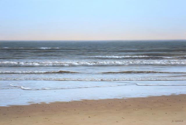 , 'Sea,' 2012, Bernarducci Gallery