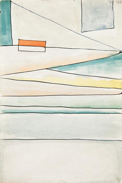 , 'Abstraction,' 1948, Galerie Isabella Czarnowska
