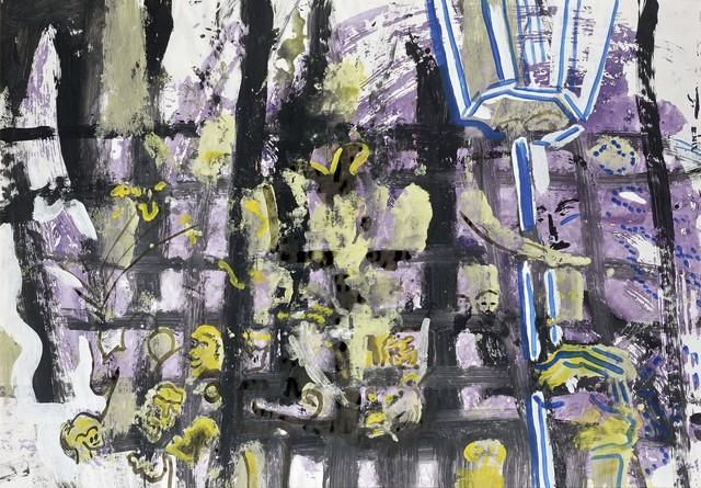 , 'Composition,' 1983, Suzanne Tarasieve