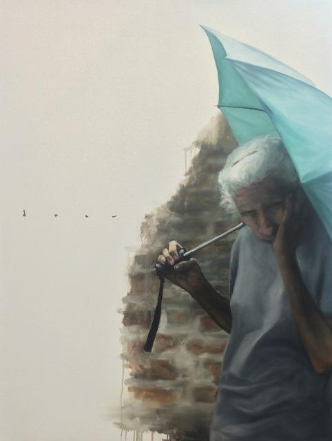 , 'When It Rains It Pours,' 2015, StolenSpace Gallery