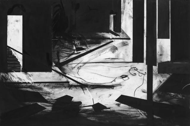 , 'Escombro,' 2017, Bolsa de Arte