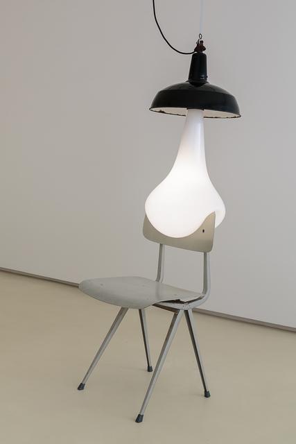 , 'LIGHT BULB ( CHAIR),' 2015, Galeria Mário Sequeira