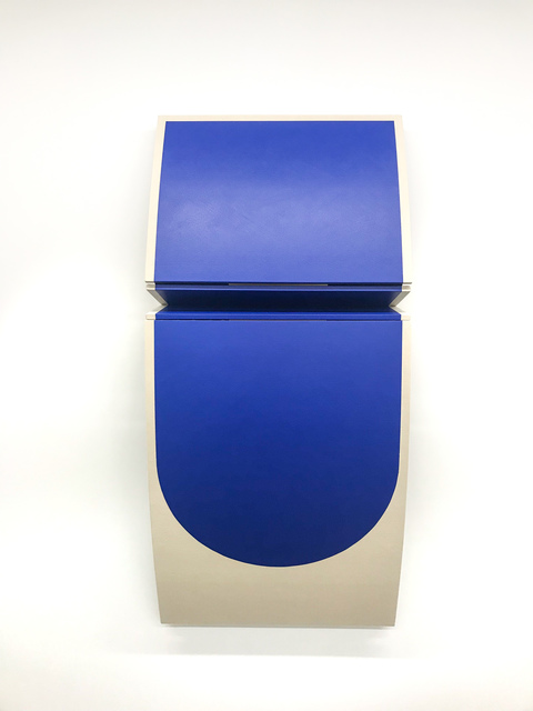 Robert William Moreland, 'Untitled Blue Curve II', 2019, Library Street Collective