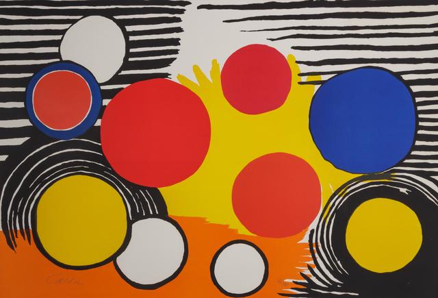 Alexander Calder, 'Nid d'oiseau (Bird's Nest)', Hindman
