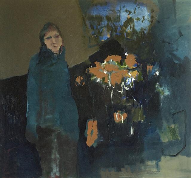 , 'Woman in Blue,' 2016, Oeno Gallery