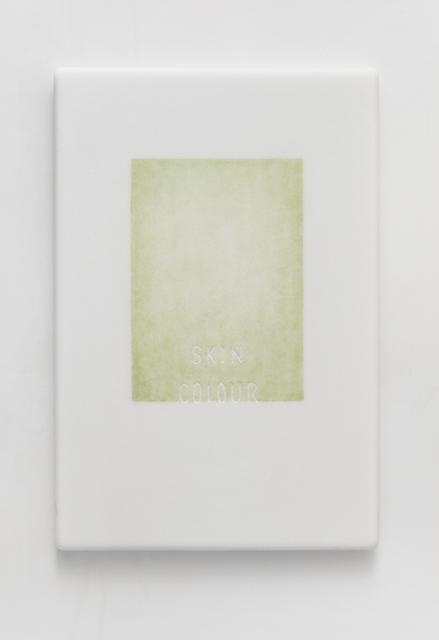 Li Gang, 'Skin Colour', 2017, Rolando Anselmi