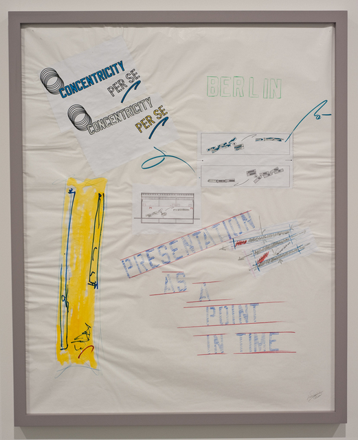 , 'Presentation as a Point in Time,' 2012, Blain | Southern