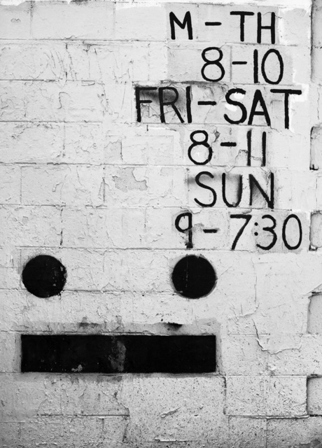Shannon Ebner, 'Work Face', 2013, Sadie Coles HQ
