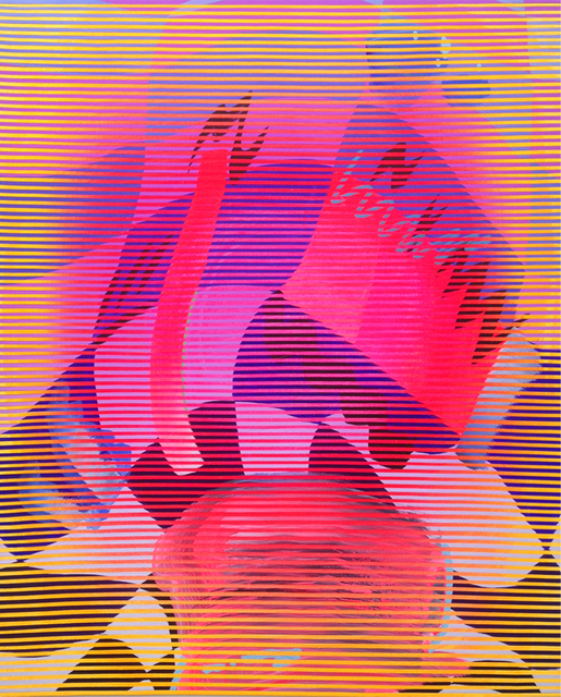 , 'Window2,' 2016, Bluerider ART