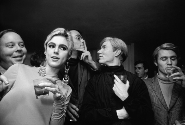 , 'Andy Warhol, Edie Sedgwick and Entourage, New York,' , Fahey/Klein Gallery