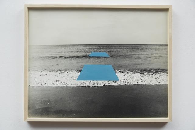 , 'Natural line- artificial line,' 1971, Galerie Christophe Gaillard