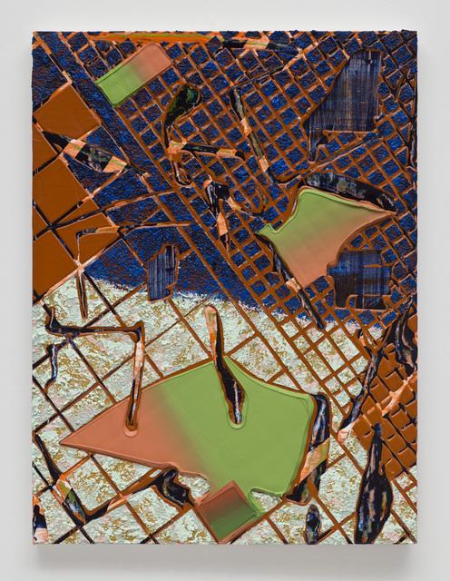 , 'Capricorn Born Again,' 2015, Luis De Jesus Los Angeles