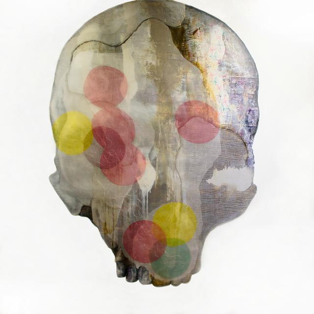 , 'Tanatos IV,' 2016, Galería Nudo
