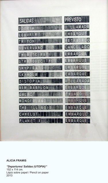 , 'Utopia,' 2013, Galería Juana de Aizpuru