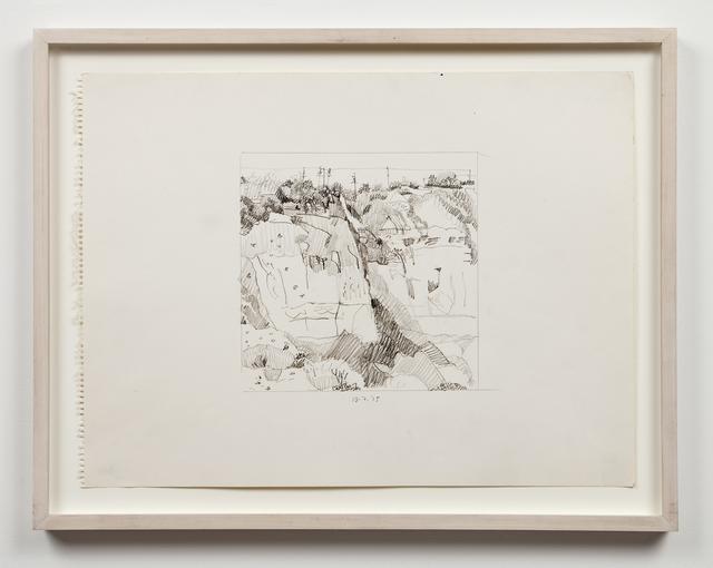 , 'Untitled (landscape 10/7/75),' 1975, Mai 36 Galerie