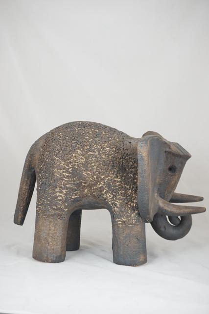 , 'Elephant,' 2017, Henry Saywell