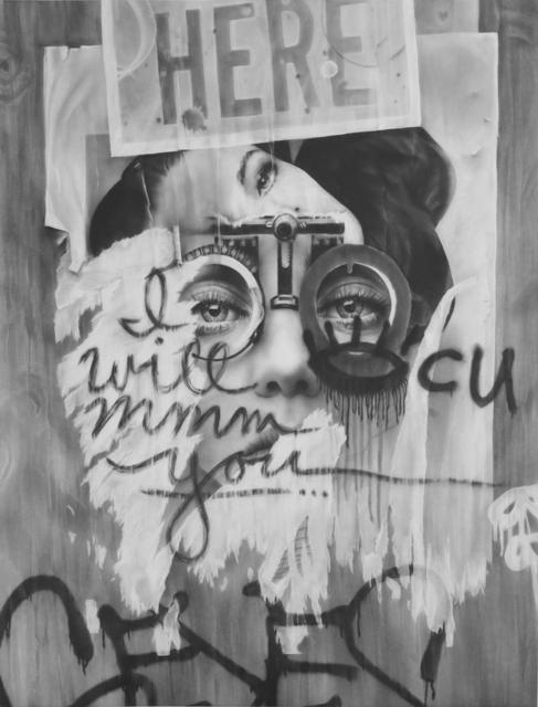 , 'Eyes,' 2015, Koplin Del Rio