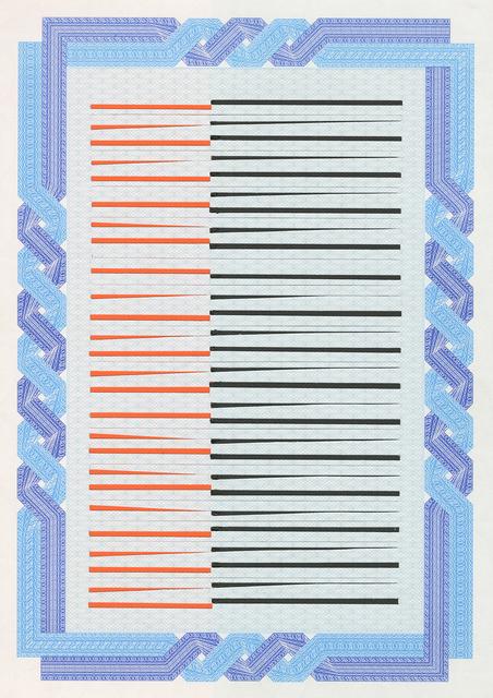 , 'De la serie Artesanías Modernas,' 2014, Oficina #1
