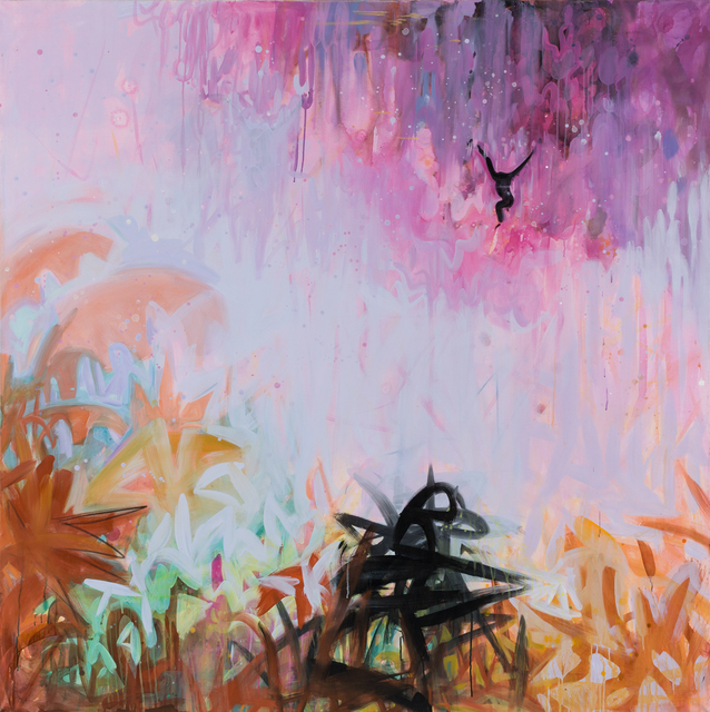 , 'Flamboyant Jungle/4 ,' 2008, Paul Stolper Gallery