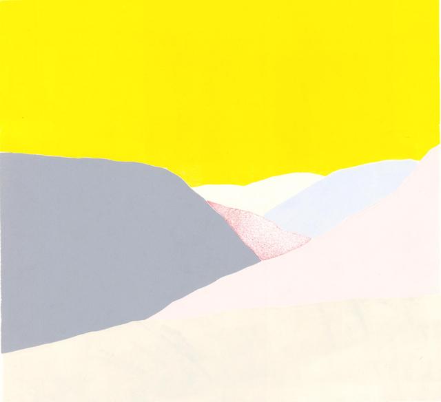 , 'Yellow Sky,' 2019, Kunstverket Galleri