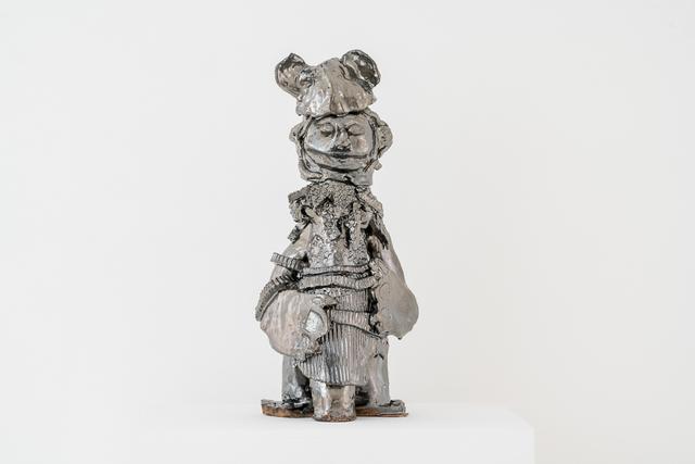 , 'Silver Figure II,' 2018, Sullivan+Strumpf