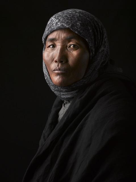 , 'Tsewang Jigedol,' 2012, Sous Les Etoiles Gallery