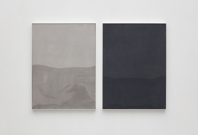 , 'Untitled (Diptych Embedment),' 2017, Jason Haam