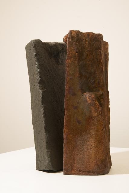 , 'Basalt Column - Void, Grand Manan,' 2017, C. Grimaldis Gallery