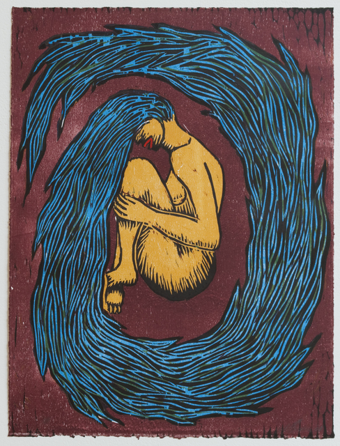 , 'Spiral Betty,' 2006, David Klein Gallery