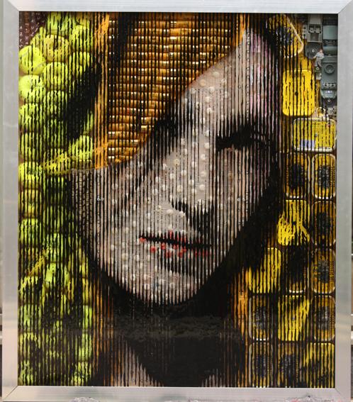 , 'La Beauté Blonde (Blond Beauty),' , art&emotion Fine Art Gallery