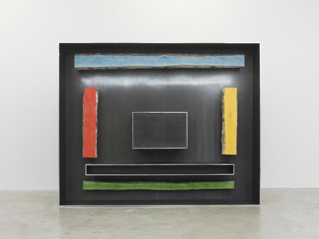 , 'Plank Cabinet 3,' 2014, Friedman Benda