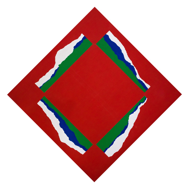 , 'de la serie Multi-espacial,' 1989, Aldo de Sousa Gallery