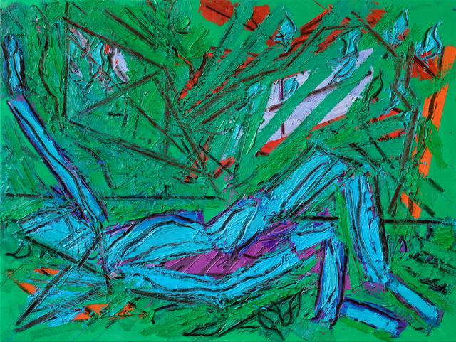, 'Radio Flyer,' 2018, Corkin Gallery