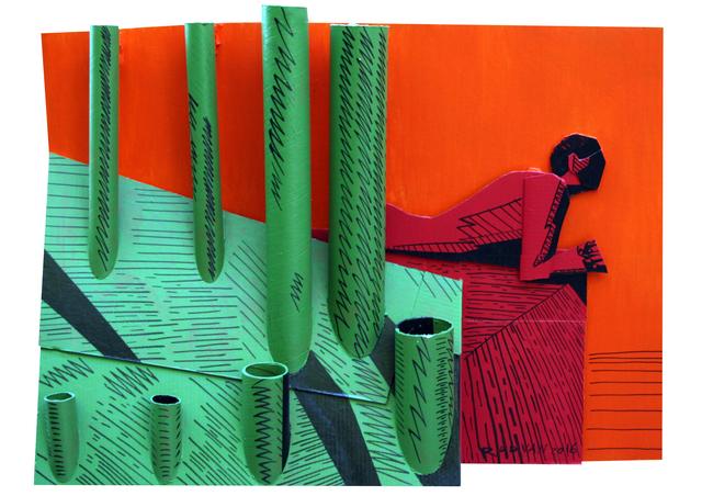 , 'Meridian,' 2016, Anaid Art