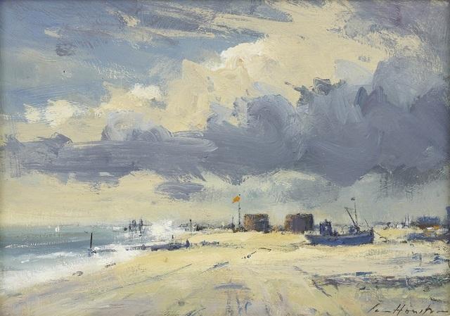 , ''Our Boys' on the beach at Hythe,' , Panter & Hall