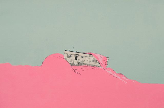 , 'Trailing,' 2012, Cade Tompkins Projects